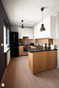 20 Ideas For Apartment Kitchen Backsplash Home Kitchens, Kitchen Design Small, Kitchen Remodel, Kitchen Design, Kitchen Inspirations, Modern Kitchen, Home Decor Kitchen, Kitchen Interior, Apartment Kitchen