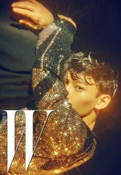 Chen EXO - W Magazine July Issue '16