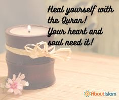 Heal yourself with Quran