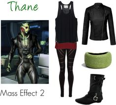 Thane, created by elocinecko on Polyvore