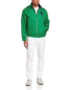 BESTSELLER! U.S. Polo Assn. Men`s Solid Hooded Wi... $25.99