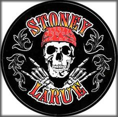 Stoney larue logo for steve drennan's iphone case, its suposed to say forever young instead of stoney larue