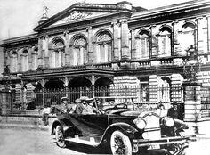 Costa Rica antigua: Teatro Nacional