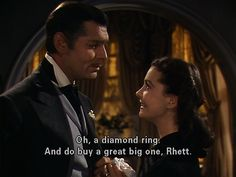 gone with the wind Go To Movies, Old Movies, Vintage Movies, Great Movies, Classic Movie Quotes, Classic Movies, Classic Hollywood, Old Hollywood, Hollywood Stars