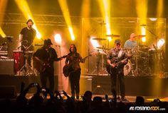 Rock Nacional en tu Idioma: Las Pelotas volvieron a Rosario con un gran show
