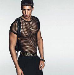 First Look of Versace Men's Spring Summer 2015