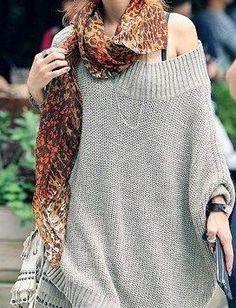 Great to throw on over a skimpy outfit....    by Omuz Kazak Kapalı Kötü İyi GigHarbor