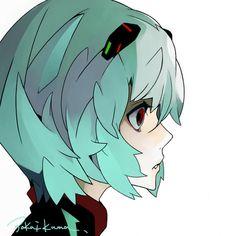 Evangelion Rei