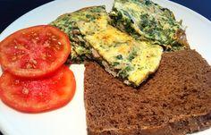 El gourmet saludable: desayuna fritatta   Transformer