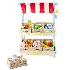 Le Toy Van Market Stall set
