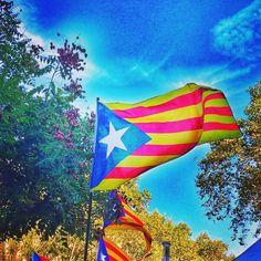 Visca Catalunya Lliure!