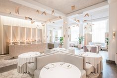Universal Design Studio's Odette restaurant extends collection of Singapore National Art Gallery - News - Frameweb
