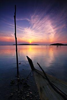 Dawn in the day - Batan Island Indonesia