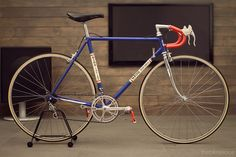 Gios Torino. A great Italian classic. Best way to start the week!