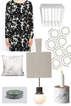 Marble trend 2015 : Hannah in the house