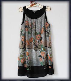 *3 ET VOUS Piękna Klasyczna Tunika Sukienka 42/44 (5748029964) - Allegro.pl - Więcej niż aukcje.