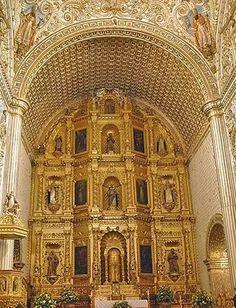 Iglesia de Santo Domingo,Oaxaca, México