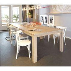 Table chêne massif brut Dutchwood