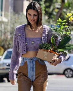 It Girl Essentials: Miroslava Duma's Best 30 Outfits Ever Bruce Jenner, Kris Jenner, Kendall Jenner Outfits, Kendall And Kylie Jenner, Estilo Jenner, 30 Outfits, Sweater Set, Aesthetic Fashion, Fashion Models