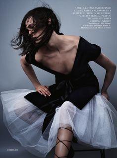 Drake Burnette by Josh Olins for Vogue UK July 2013 9