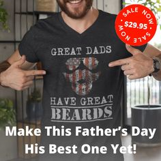 Shop Daddy Papa And Me Beards & Moustaches Funny Tee created by Gifts_For_Dad. Grandpa Gifts, Gifts For Dad, Fathers Day Gifts, Father's Day Celebration, Boyfriend Video, Great Beards, Presents For Boyfriend, Good Good Father, Funny Tees