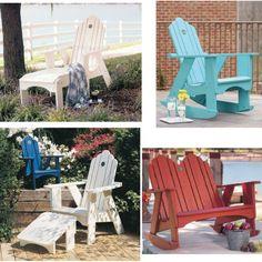 Outdoor Furniture available @ CoachBarn.com can add color to your garden! #coachbarn #design #outdoorfurniture