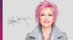 Cyndi Lauper @ age 64