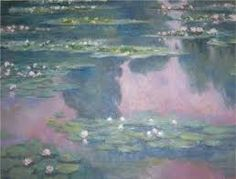 Monet is my favorite painter