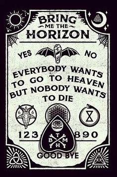 Bring Me The Horizon That S Spirit