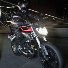 alpha Technik - alpha Technik Tieferlegung für Yamaha MT-125