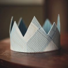 Cute birthday crown - add # for age they are turning or their name or pictures of favorite things