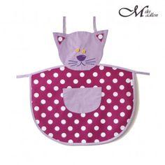 Tablier souris originale & unique pour enfant de 3 à 6 ans doublé ...