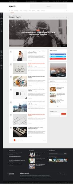 Enstruct - Events \ Conference HTML5 Template - online newspaper template
