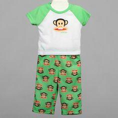 monkey pjs