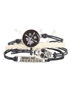 A must have for Bring Me The Horizon fans.
