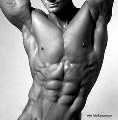 Photo © JOHN FALOCCO johnfalocco.com # pecs six pack abs bare chest hunk hot guy nice arms male body musculoso man men shirtless eye candy adonis torso
