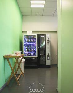 Spazio di coworking a Gallarate, Varese, presso Dexpo, azienda che progetta e realizza allestimenti commerciali. Affiliato alla Rete Cowo® http://www.coworkingproject.com/coworking-network/gallarate-malpensa/