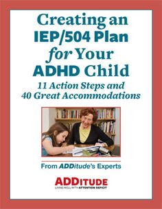How to Teach Your Child to Read - Creating An PLan for Your ADHD Child Printable Cover Give Your Child a Head Start, and.Pave the Way for a Bright, Successful Future. Adhd Odd, Adhd And Autism, Adhd Accommodations, 504 Plan, Adhd Help, Adhd Strategies, Child Teaching, Anxiety In Children, Adhd Children