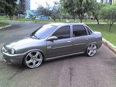 Fotos de Corsa  no estilo tuning DUB style , Corsa com aros esportivos, Corsa pregado , visual customizado, Corsa ...