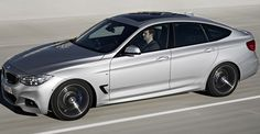 BMW 3 GT?
