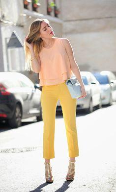 Blog Personal Style | Blog de moda | Street Style: Street Style Pastel