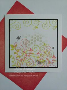 Bee Flourish and Bee Whatever You Want To Bee by Honey Doo Crafts xx #honeydoocrafts #beeflourish #beewhateveryouwanttobe #dtsample #distressoxides #stamping #stamp #cardmaking #card #creative #craft #ilovetocraft #creativity