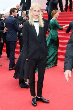 Saint Laurent Premieres at the Cannes Film Festival - Saint Laurent Movie Review - Harper's BAZAAR Magazine