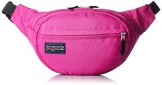 JanSport Fifth Avenue Waist PackCarry all of your essentials securely and comfortably with the JanSport® Fifth Avenue Waistpack. A 600-denier polyest
