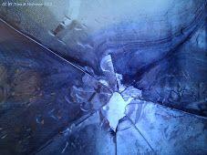 Broken glass at Ruusutorppa School. Leppävaara, Espoo, Finland 28.2.2012 CC BY Tiina M Niskanen