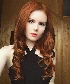 Redheads Be Here — hellyeahredheads:   Anastasia Batory