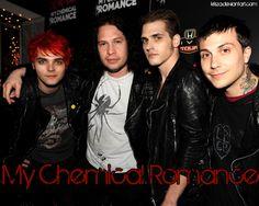 My Chemical Romance ❤️