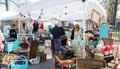 Spring and Summer Flea Markets and Vintage Thrift Markets - Your annual guide to the best flea markets in town.