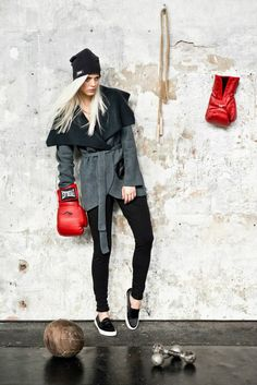 Terezie Kovalova for Appart fashion collection photographed by Marek Musil make up Aneta Lozkova