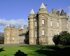 Holyrood Palace was the scene of a grisly murder, and is believed to be haunted by the much-travelled spectre of Mary, Queen of Scots, as well as a naked witch